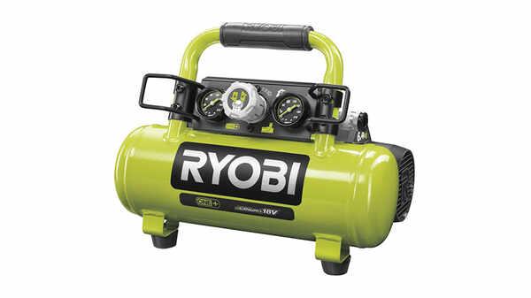Compresseur a cuve 18 V sans fil RYOBI R18AC