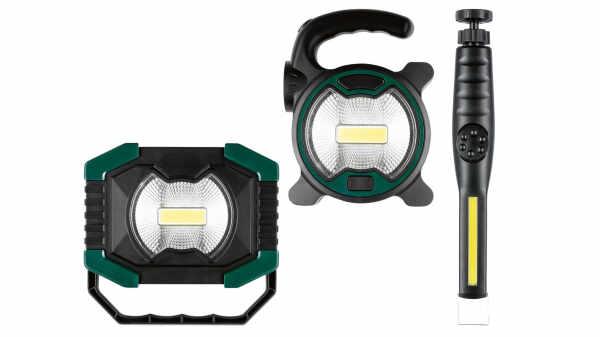 Lampes à LED portables Parkside