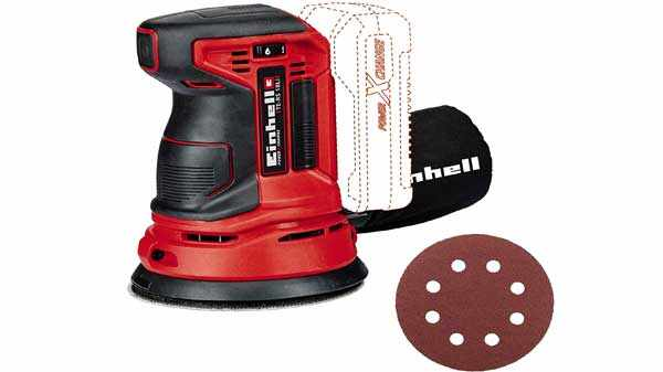 Ponceuse excentrique Einhell TE-RS 18 Li-Solo