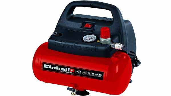 Compresseur d'air filaire Einhell TH-AC-190/6 OF