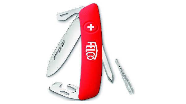 Couteau de taille léger et compact Felco 504