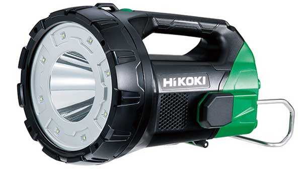 Projecteur LED sans fil Hikoki UB18DAW4Z