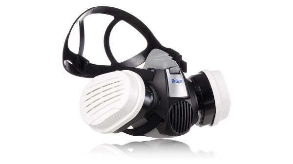 Masque de protection de voies respiratoires Dräger X-plore 3300