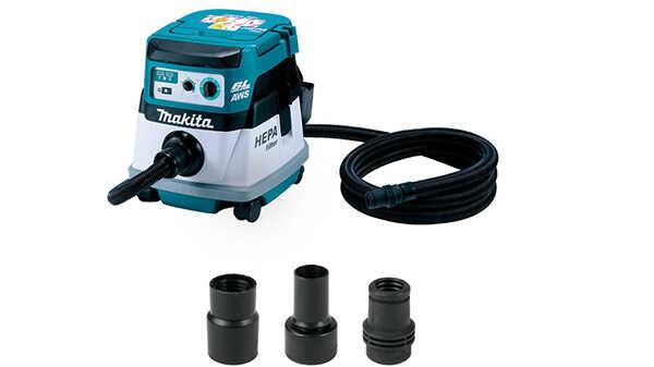 L'aspirateur DVC867LZX4 Makita