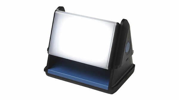 Projecteur de chantier LED Lewo 1600 lumens Erbauer
