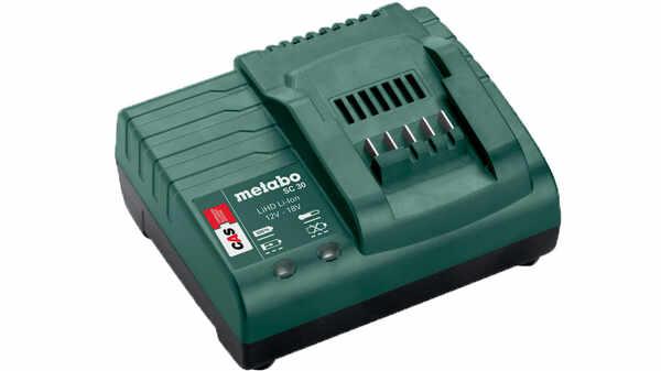 Chargeur de batteries 12V - 18V SC 30 Metabo