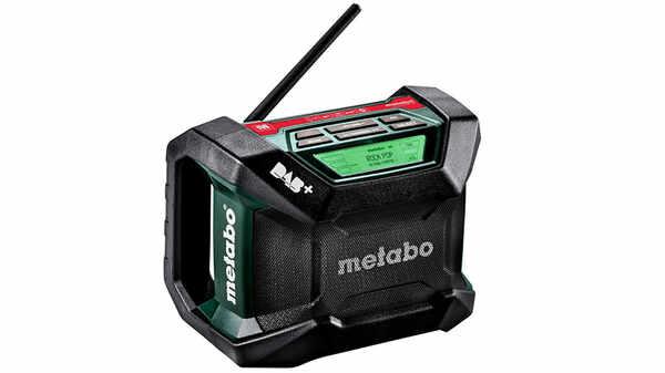 prix avis radio de chantier R 12-18 DAB+ BT metabo pas cher promotion