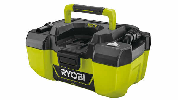 test et avis Aspirateur d'atelier sans fil R18PV-0 Ryobi