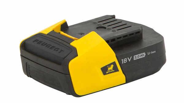 Batterie ENERGYHUB-18V20 - 250601 Peugeot Outillage