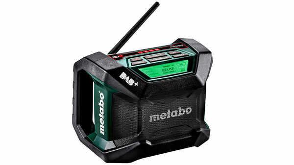 Radio de chantier R 12-18 DAB+ BT 600778850 Metabo