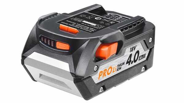 Batterie AEG 18 V 4.0 Ah L1840R