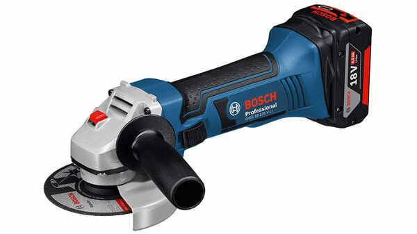 test et avis Meuleuse sans fil Bosch professional GWS 18-125 V-LIpromotion pas cher
