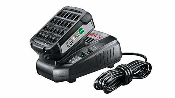 Pack batterie et chargeur Bosch Power4all 18 V 2.5 Ah 1600A00K1P