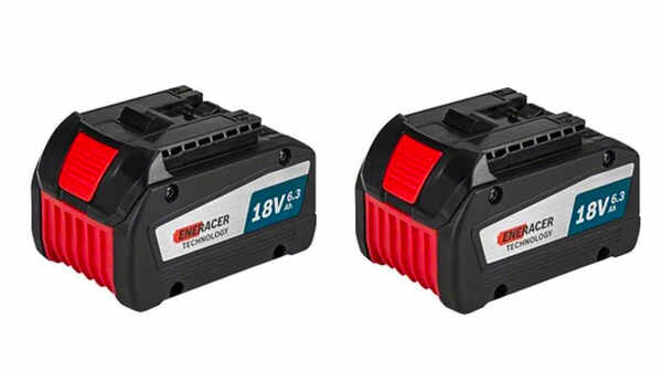 Batterie Bosch GBA 18 V 6,3 Ah Li-Ion eneracer