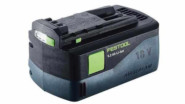 Batterie Festool 5,2 Ah BP1852 Airstream prix pas cher