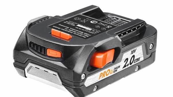 Batterie AEG 18 V 2.0 Ah L1820R