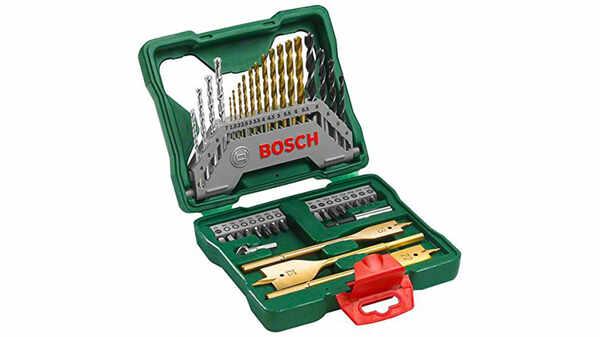 Bosch 2607019600 X-line Coffret de mèches 40 pièces