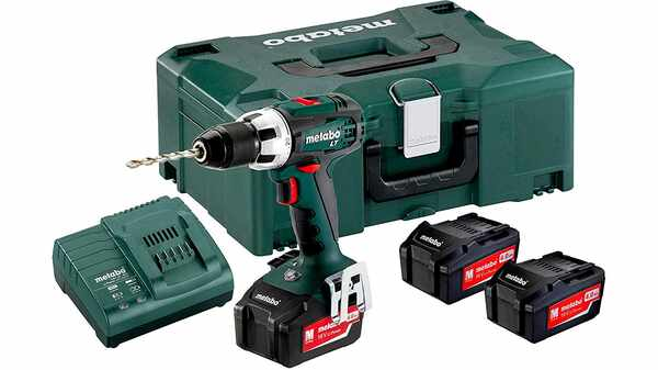 Perceuse visseuse Metabo BS 18 LT compact 602102960
