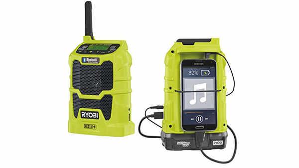 test et avis Radio de chantier RYOBI 18V OnePlus R18R-0 prix pas cher