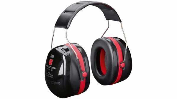 Test et avis casque anti-bruit 3M optime III headband pas cher