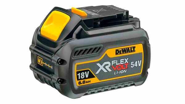 Batterie Dewalt DCB546 Flexvolt Batterie li-Ion 54 V 2 Ah prix pas cher