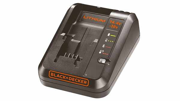 Chargeur de batterie BLACK + DECKER BDC1A-QW