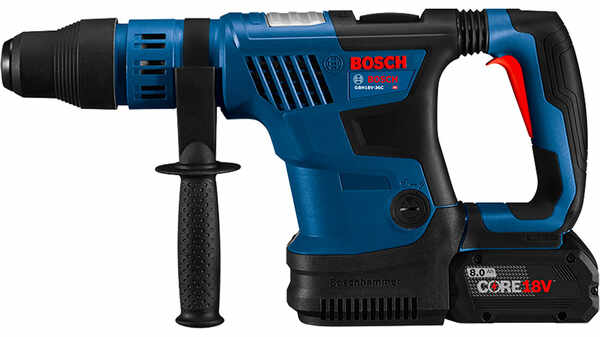 Perforateur SDS Max GBH18V-36C Bosch