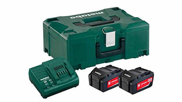 Pack batterie et chargeur Metabo 18 V 4.0 Ah 685064000