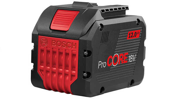 Avis et prix batterie Endurance ProCORE18V bosch 18 V 12,0 Ah promotion pas cher