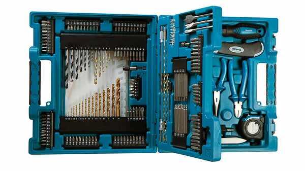 Makita D-37194 Coffret d'Embouts Professionnel 200 Accessoires pas cher