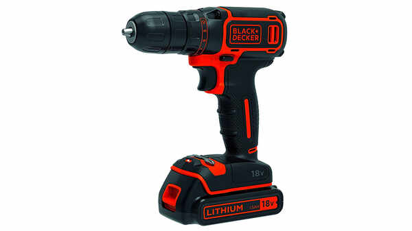 Perceuse visseuse Black + Decker BDCDC18-QW