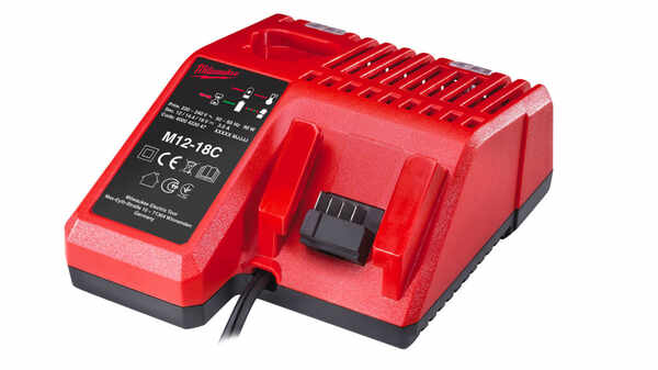 Chargeur Milwaukee M12-18C