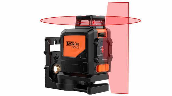 avis et prix laser en croix SC-L03 Professionnel Tacklife promotion pas cher