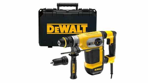Perforateur SDS Plus filaire D25415K-QS Dewalt