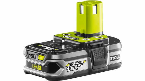 Batterie Ryobi ONE + 18 V 1,5 Ah RB18L15