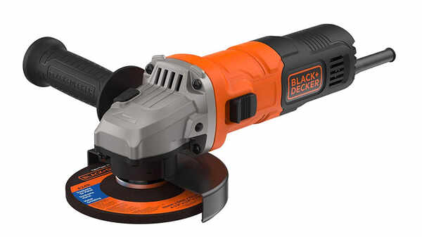 Meuleuse filaire 115 mm BEG010-QS Black+Decker