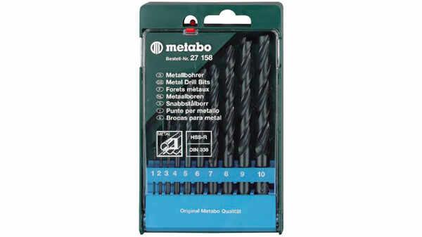 Metabo 627158000 hss-twist forets métal pas cher