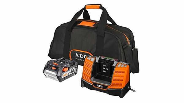 Pack energie AEG 18 V 4.0 Ah L1840BL