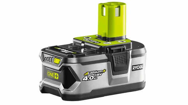 Batterie Ryobi ONE + 18 V 4.0 Ah RB18L40