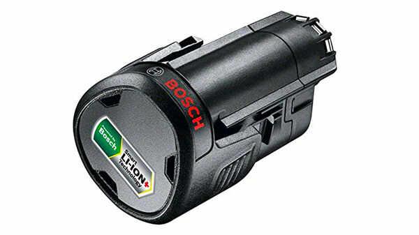 Batterie Bosch 10.8 V 2.0 Ah bricolage et jardin 1600A0049P Batterie lithium pas cher