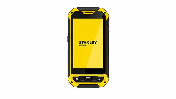 Test téléphone chantier STANLEY S231 pas cher