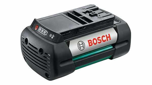 test et avis batterie de remplacement Bosch 36 V 4,0 Ah F016800346