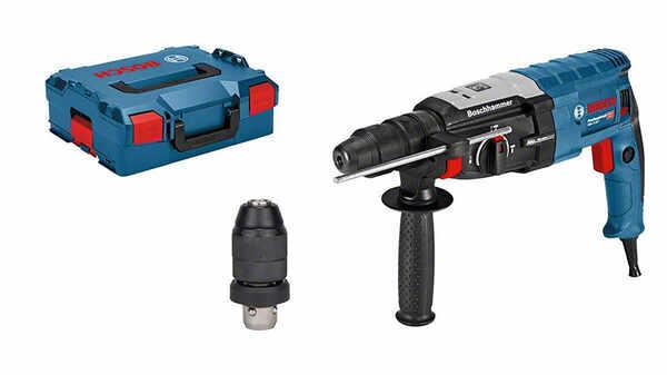 Perforateur filaire sds plus GBH 2-28 F Bosch