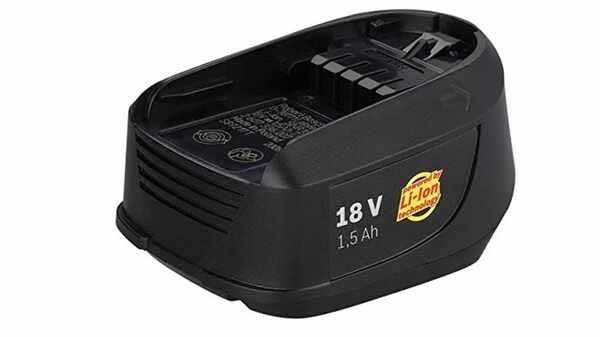 Batterie Bosch 18 V 1.5 Ah 2607336208 Power4all pas cher