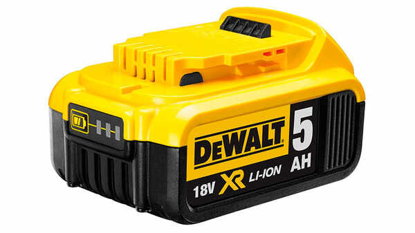 Batterie Dewalt DCB184 XR Batterie li-Ion 18 V 5 Ah prix pas cher