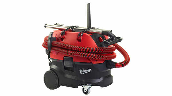 test et avis de l'aspirateur de chantier AS 30 LAC Milwaukee
