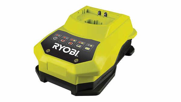 test et avis chargeur 18 V BCL14181H Ryobi prix pas cher