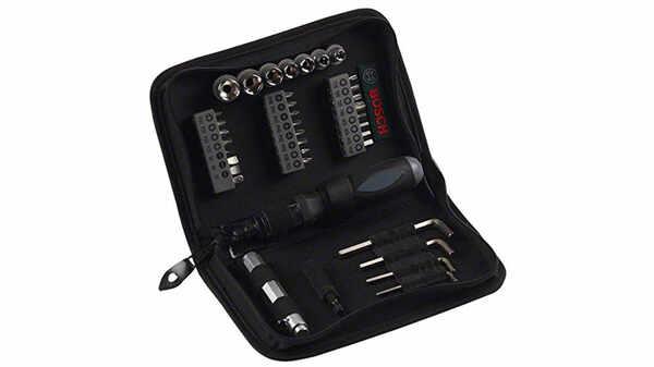 Bosch 2607019506 Mixed Set Coffret d'accessoires 38 pièces pas cher
