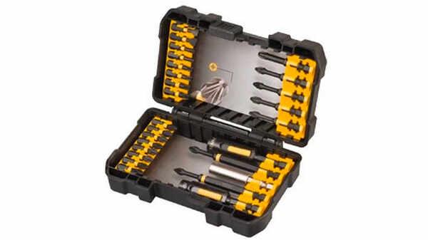 DeWalt DT70514T-QZ-Lot de 26 pièces vissage IMPACT TORSION avec adaptateur pas cher