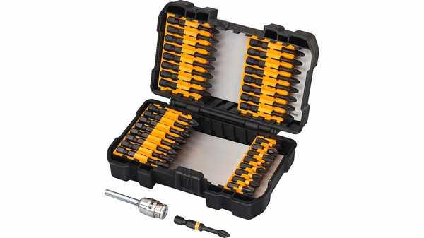 DeWalt DT70545T QZ-Lot de 34 pièces vissage IMPACT TORSION avec adaptateur magnétique
